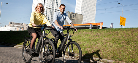 BMX/Freestyle fiets
