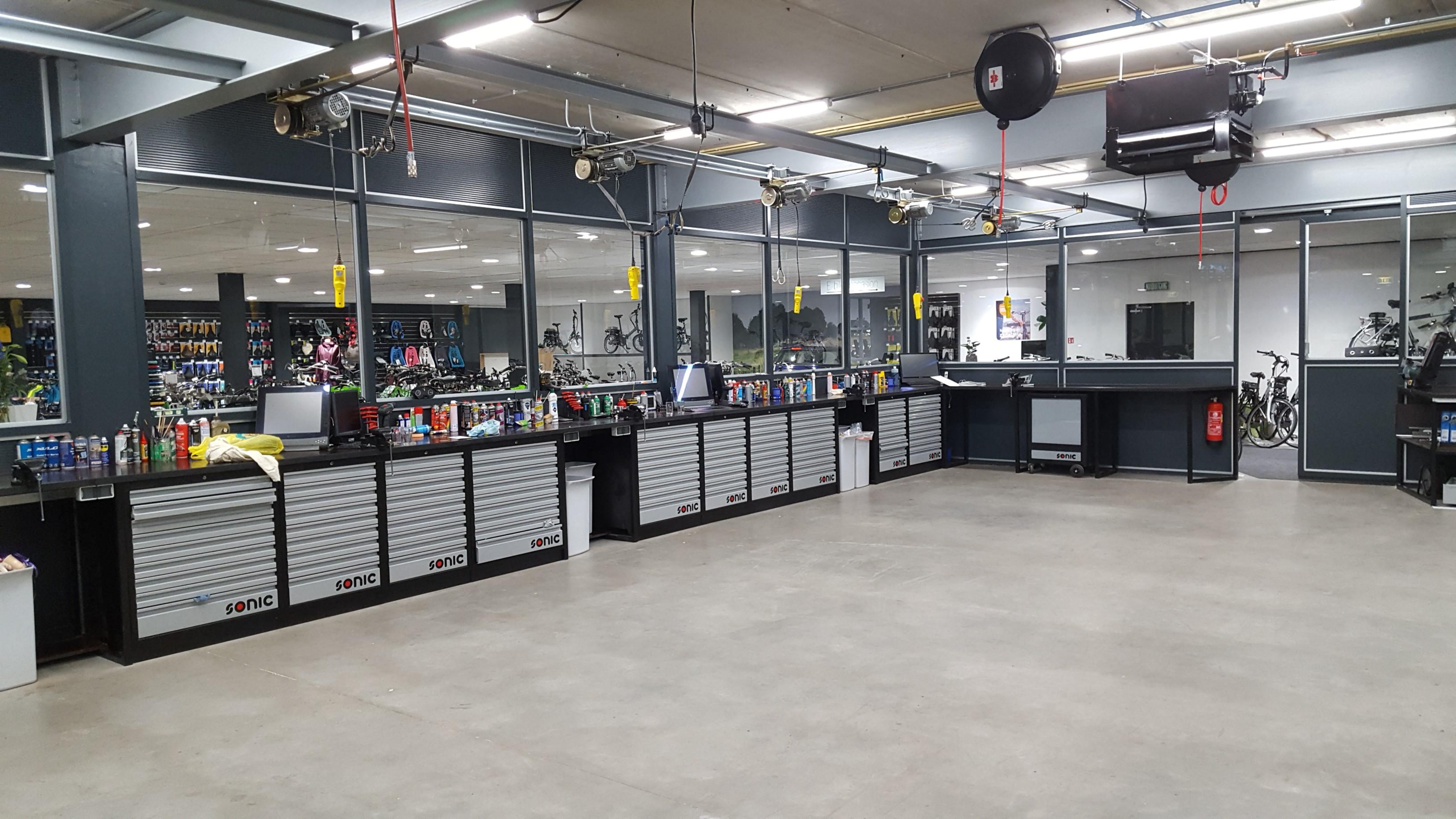 Werkplaats
